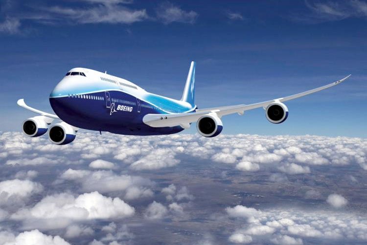 LuxuryToys Boeing 747 8 VIP Article01 – World's Top 5 Airplanes: Mile - High Flying Mansions