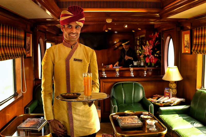 most luxurious trains