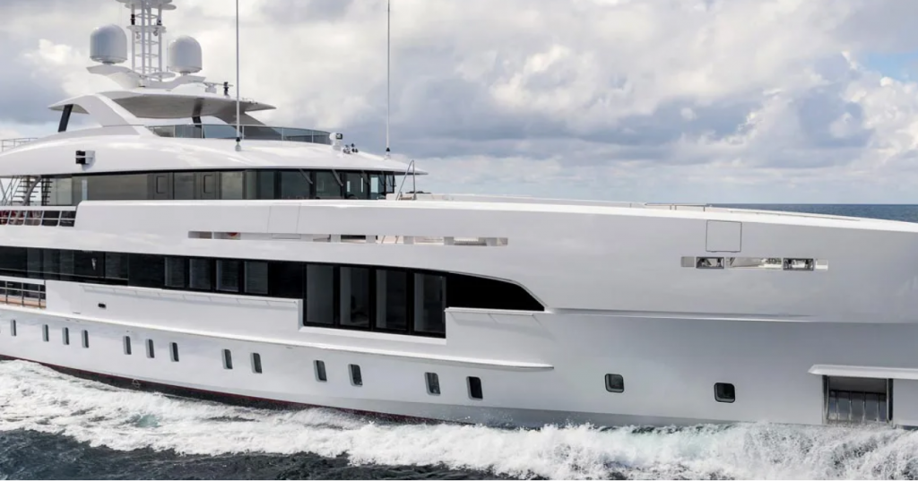 Yacht Project Electra