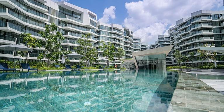 Singapore Keppel Bay
