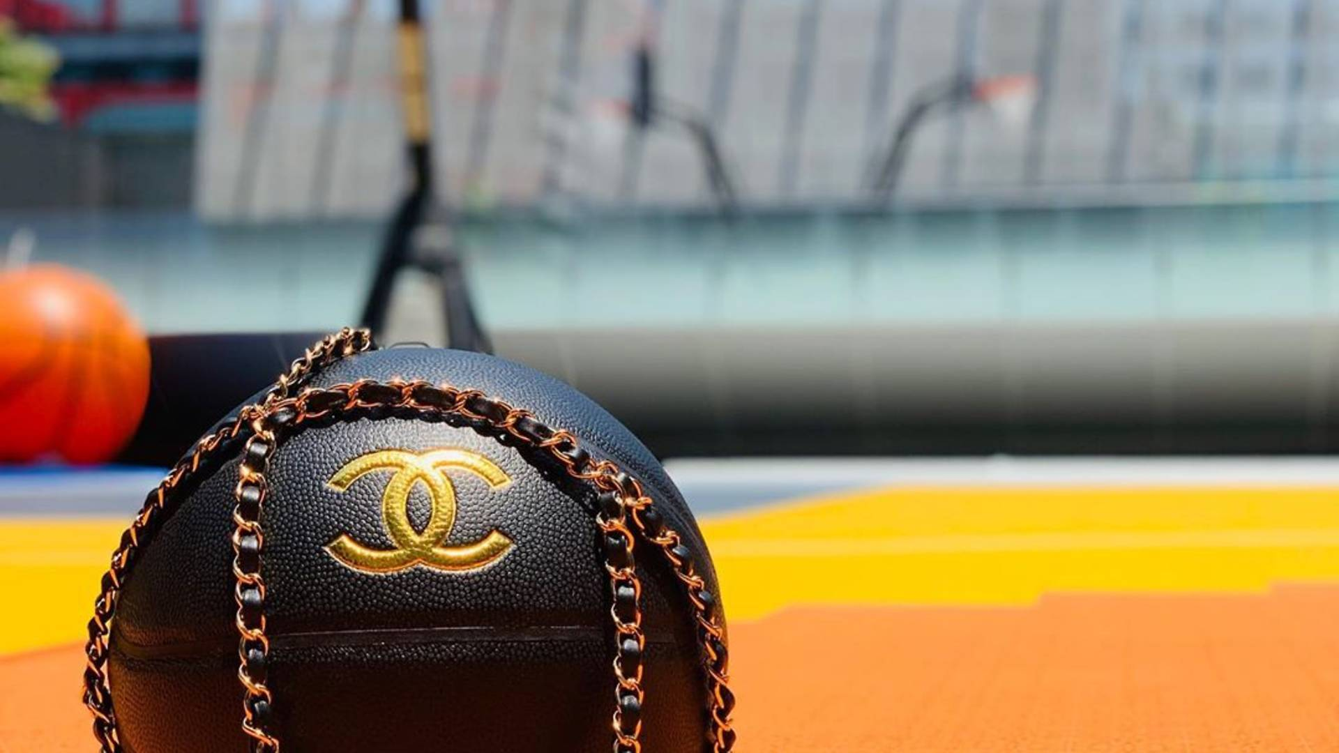 jay chou chanel basketball – Hermes, Louis Vuitton - Luxurious Sports Items From Famous Brands