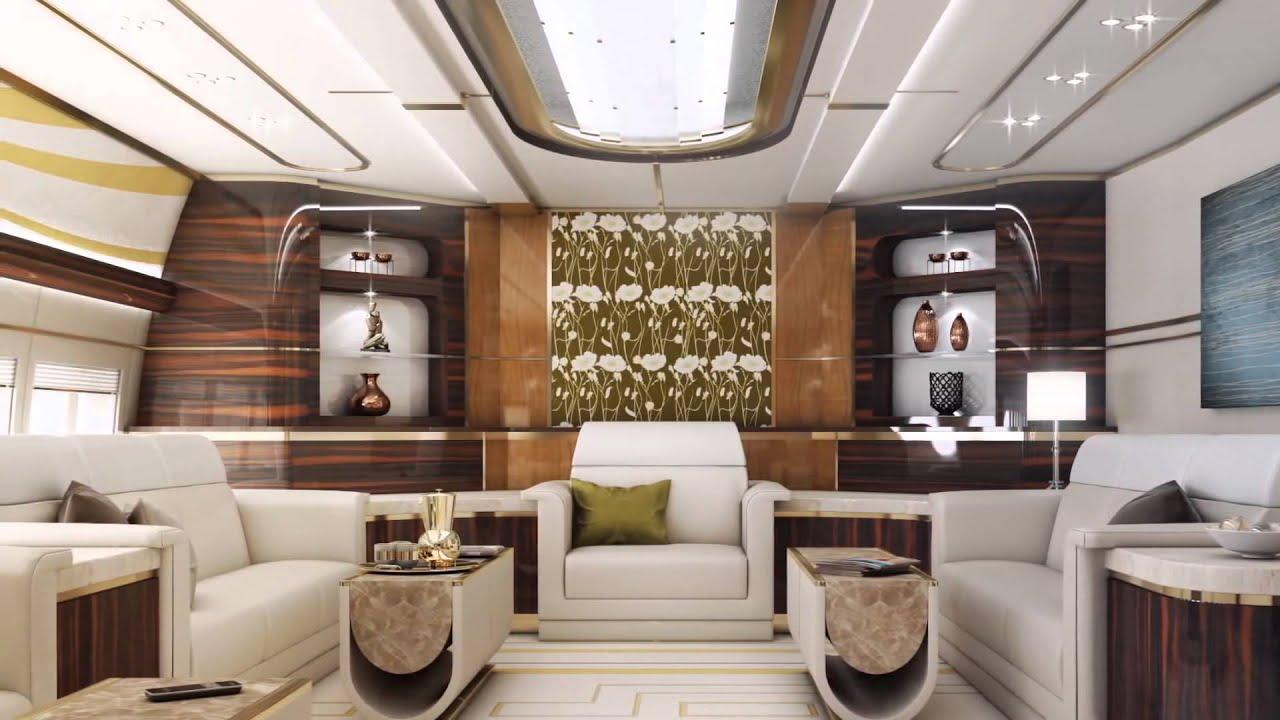 top 5 elite airplanes
