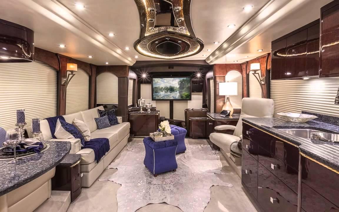 most espensive luxury RVs