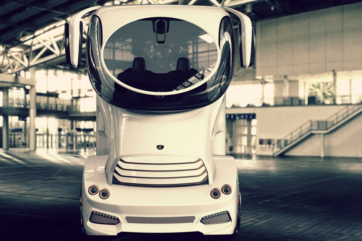 most expensive luxury RVs
