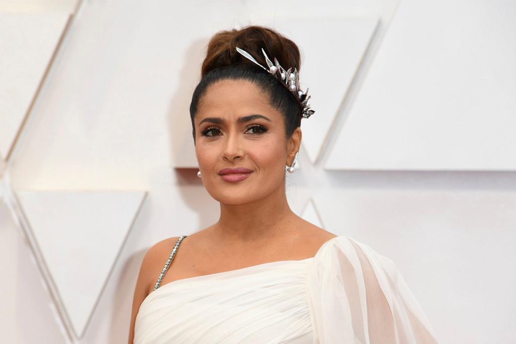 salma hayek oscars – Top Oscar  Jewelry 2020: A Night of Glitz and Glamour