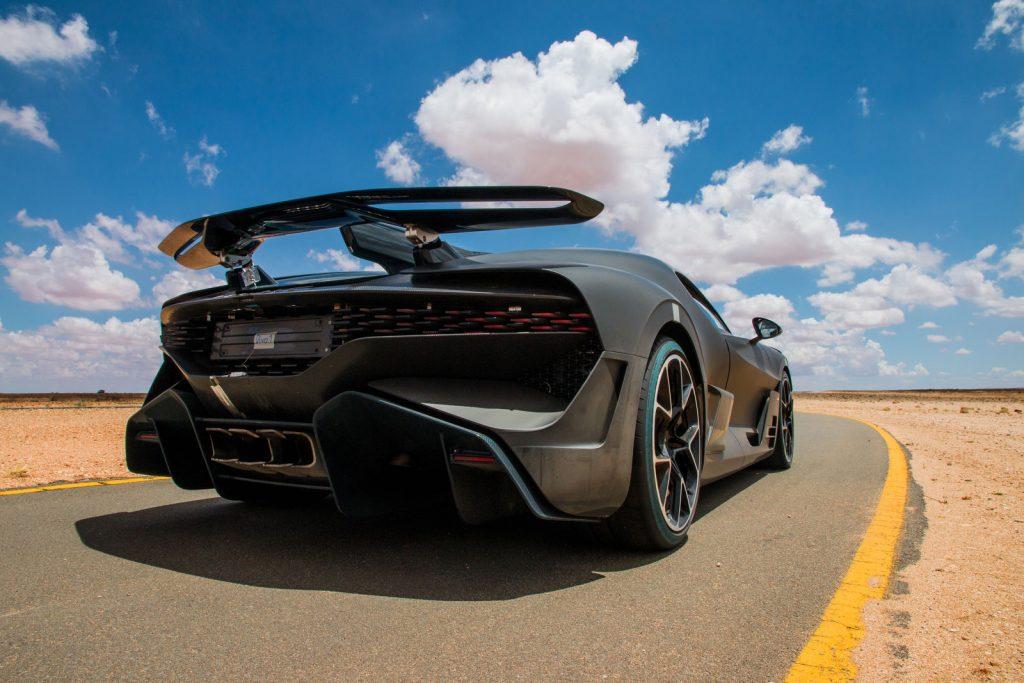 Bugatti Divo1 Concept