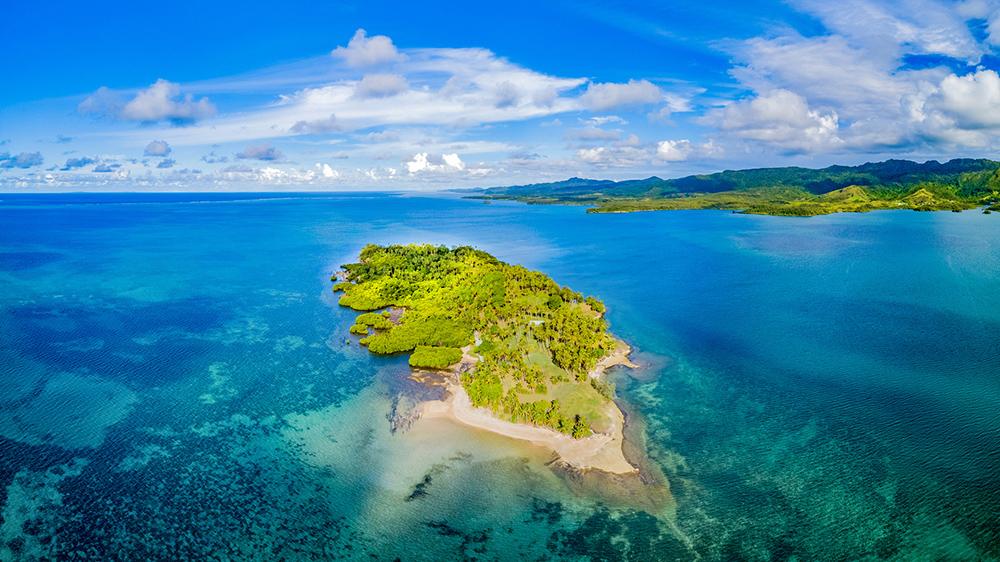 32 acre Mai island