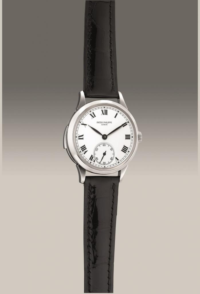 hong kong watch auction