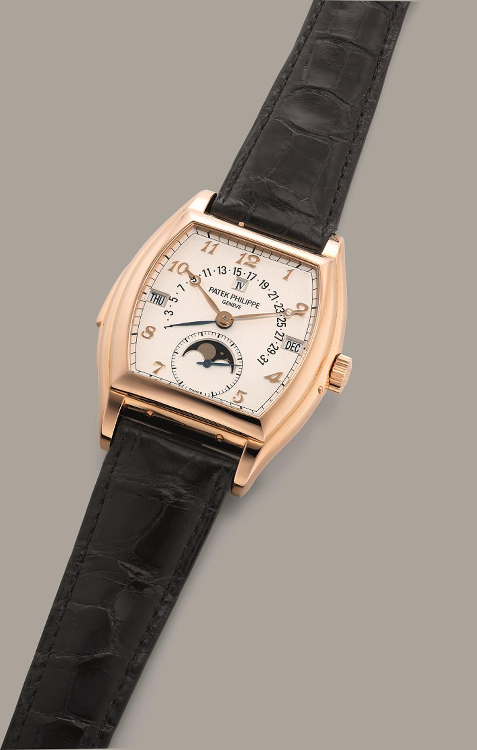 hong kong auction watches