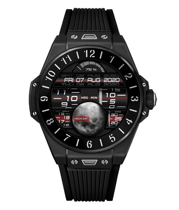 Big Bang E connected watch