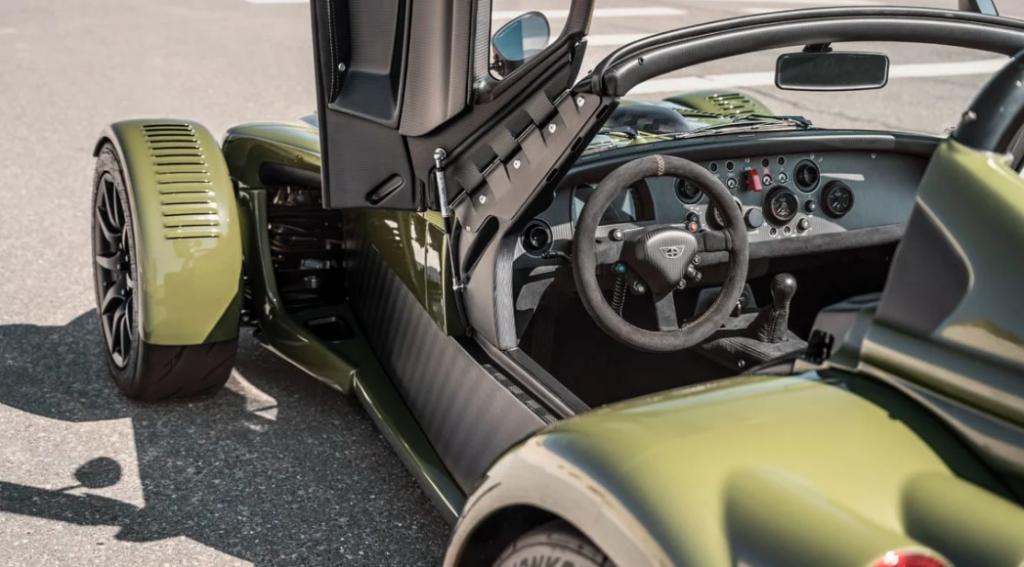Dutch 2G production supercar