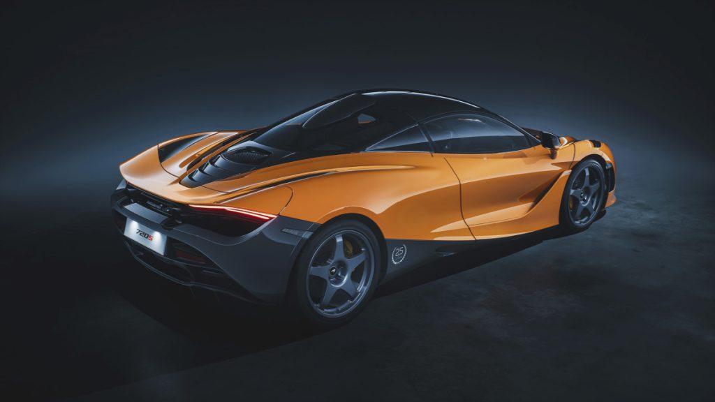 720S Le Mans Edition