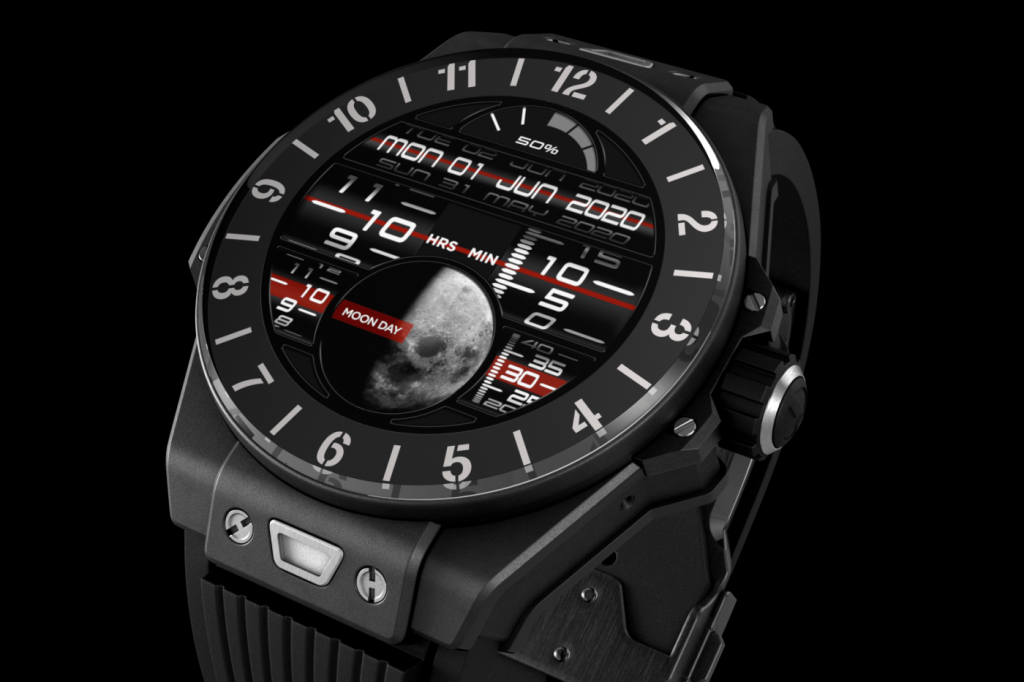 Hublot Big Bang E connected watch