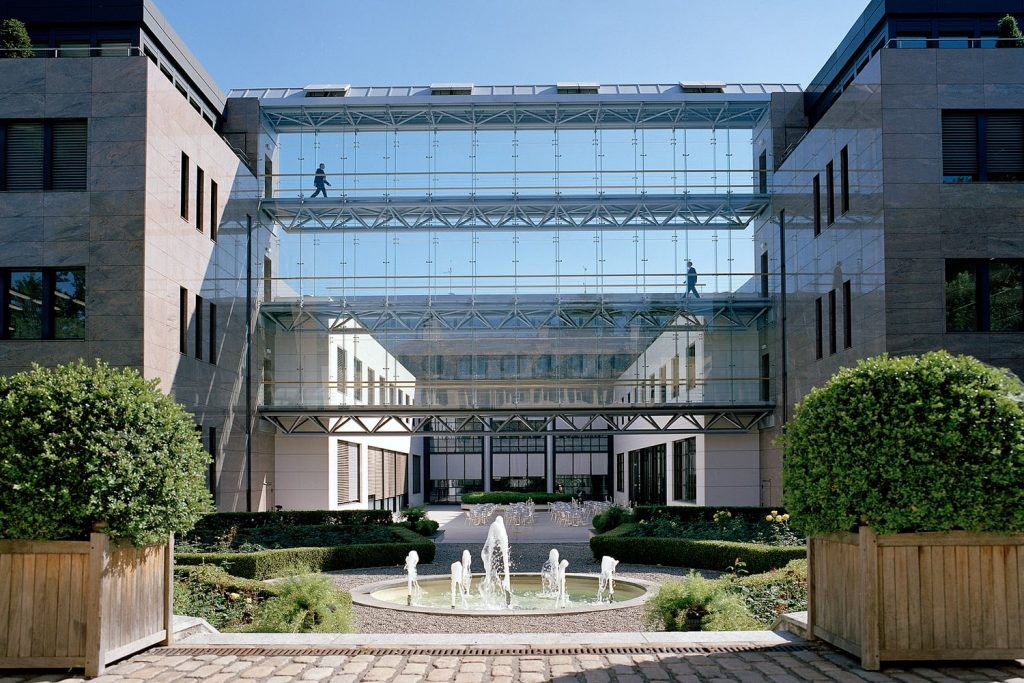 10-floor Patek Philippe facility