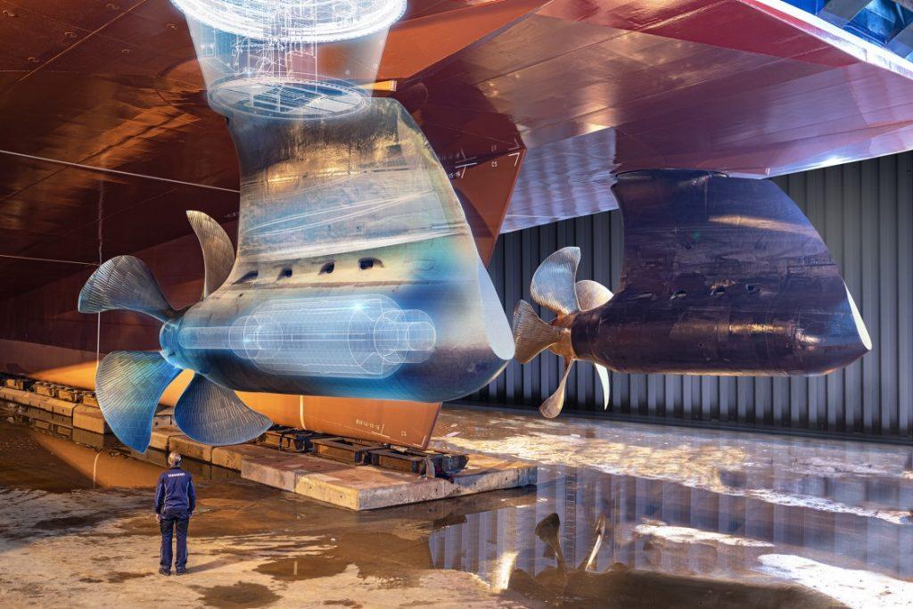Siemens Propulsion System -Benetti B.YOND 37m