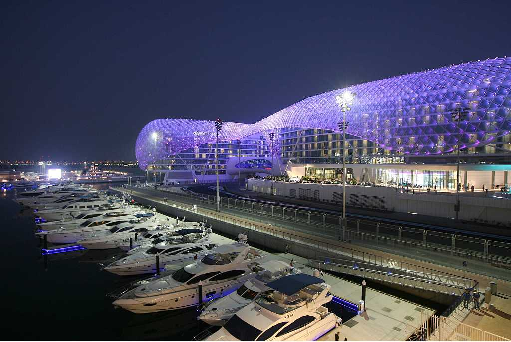 UFC – UFC Fight Island Has been Revealed - Top Yas Island Resorts for Maximum  Entertainment