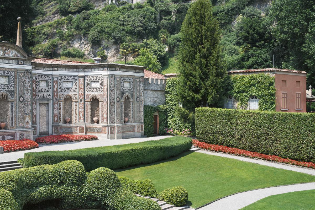 Villa d'Este At Lake Como