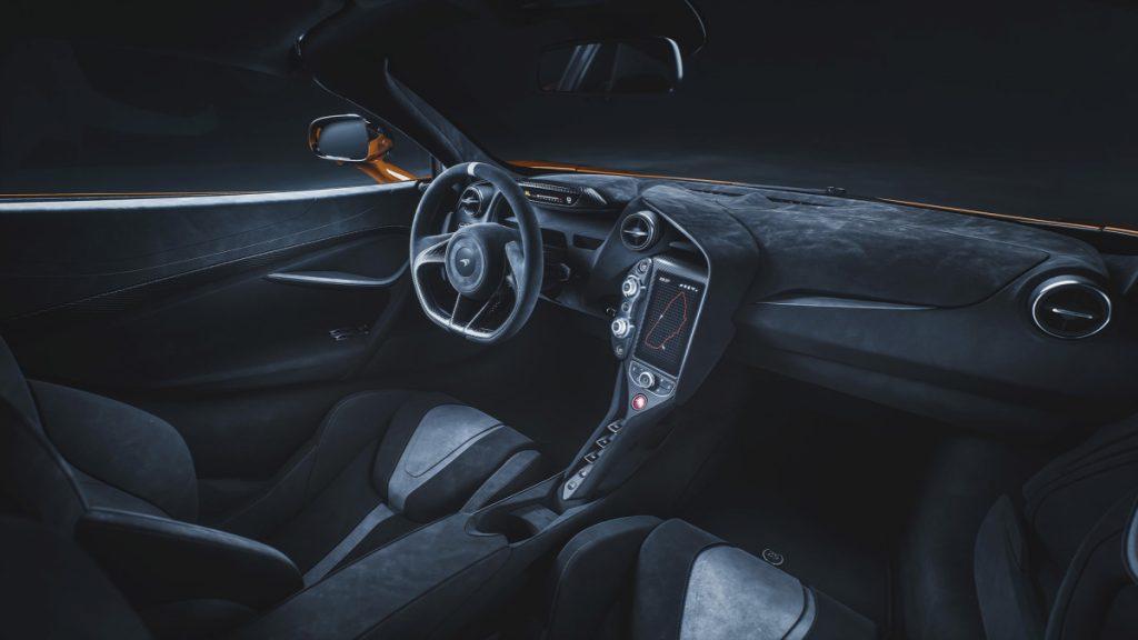 Le Mans Edition Interior