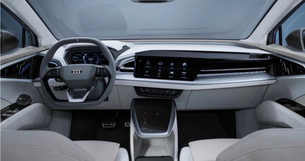 Audi Q4 Sportback Coupe