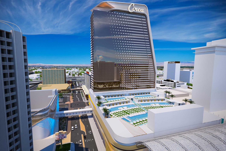 Las Vegas Circa