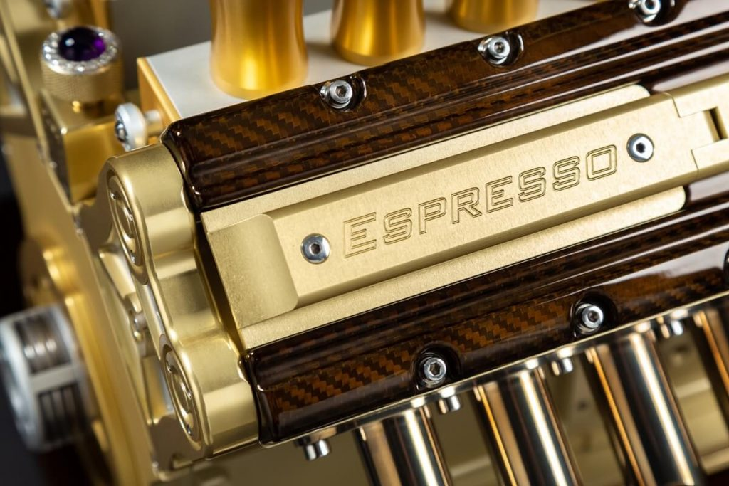 most expensive coffee machines