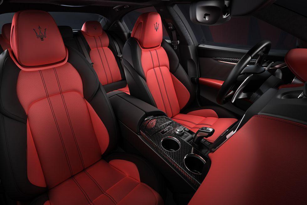 Maserati Seats