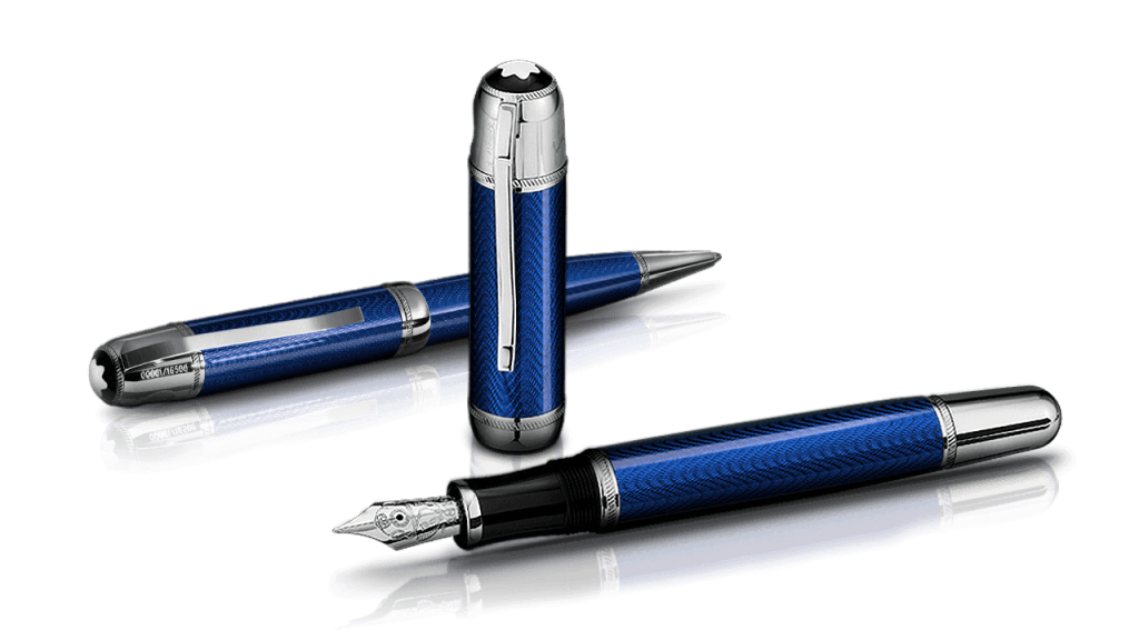 Montblanc Writers Edition Jules Verne