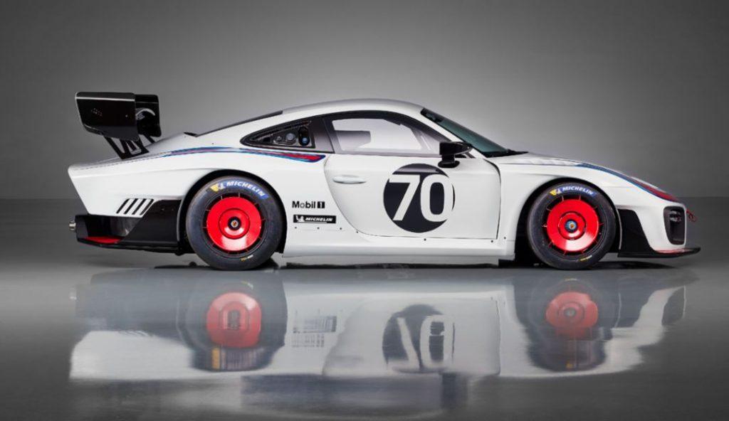 Porsche 935 race car