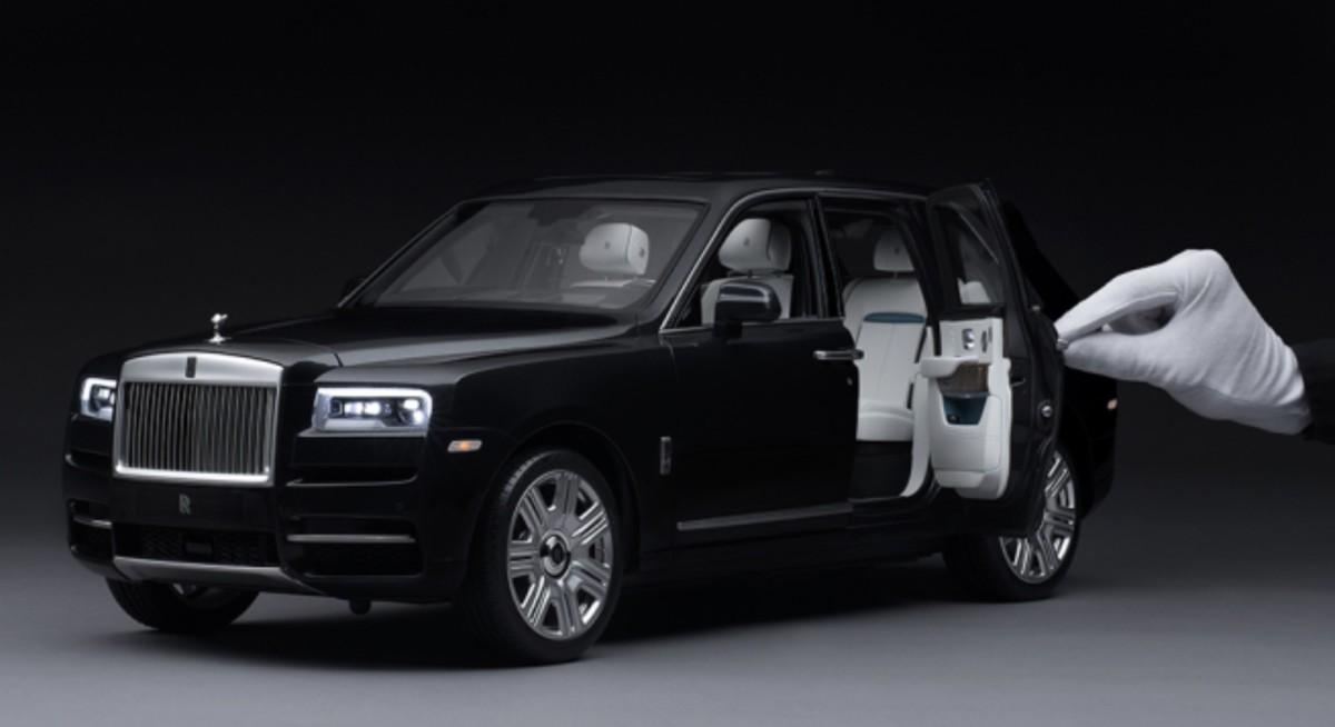Top Customizations of Rolls Royce Cars