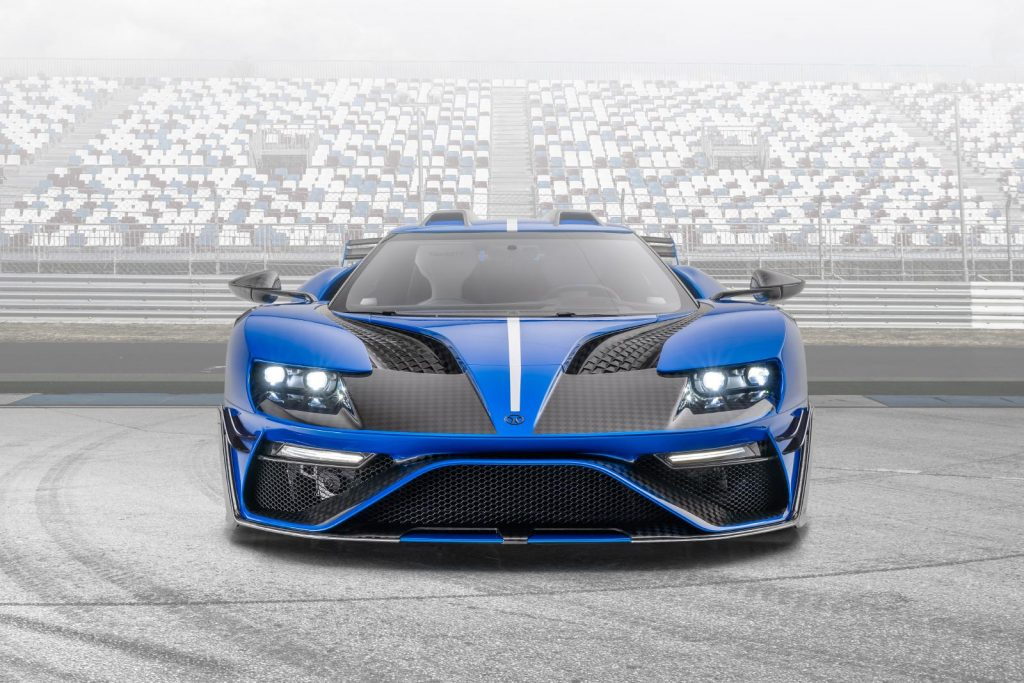 2020 Le Mansory Ford GT