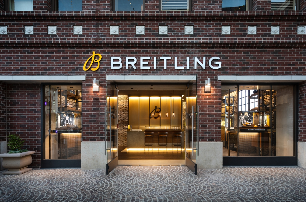 Breitling  Boutique Beverly Hills