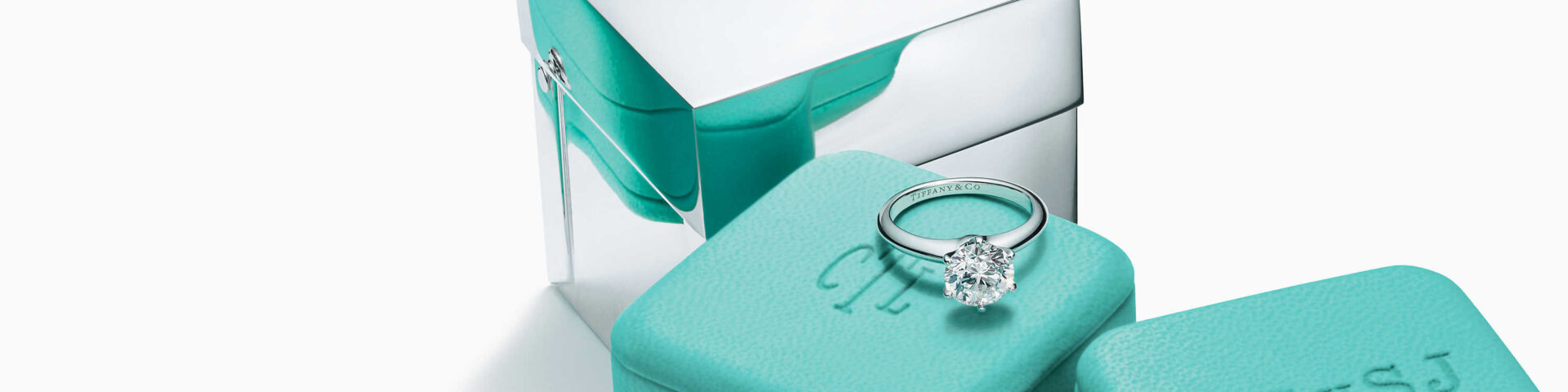 Tiffany and Co engagement Ring