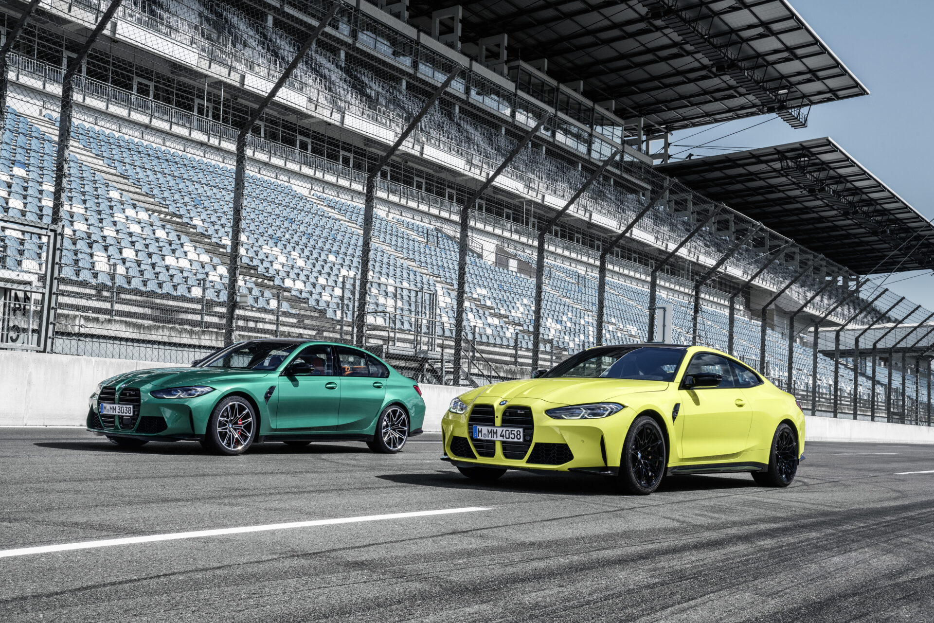 P90399285 highRes the new bmw m3 compe – New BMW M3 and M4 take a brave new direction