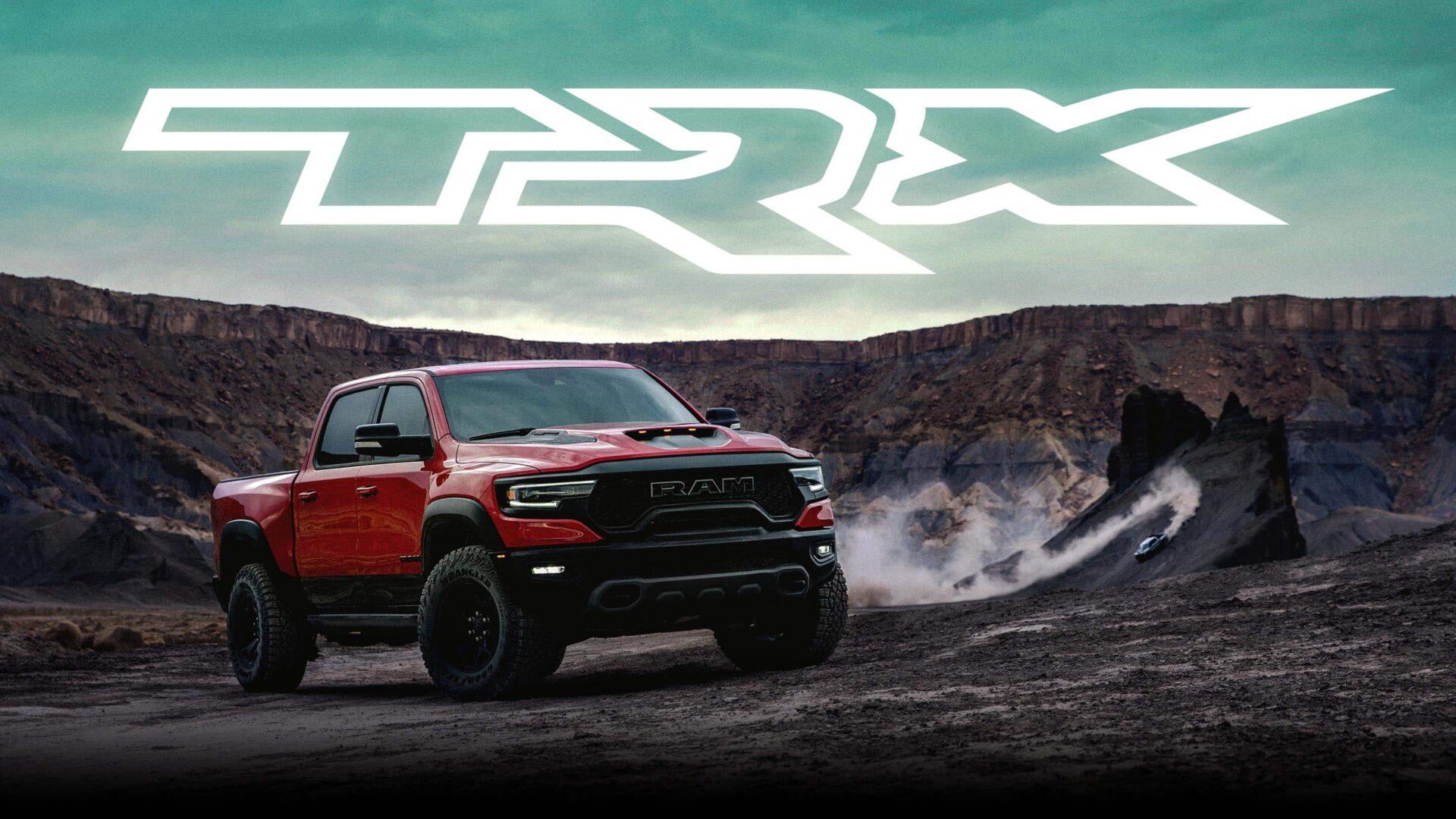 2021 RAM Truck