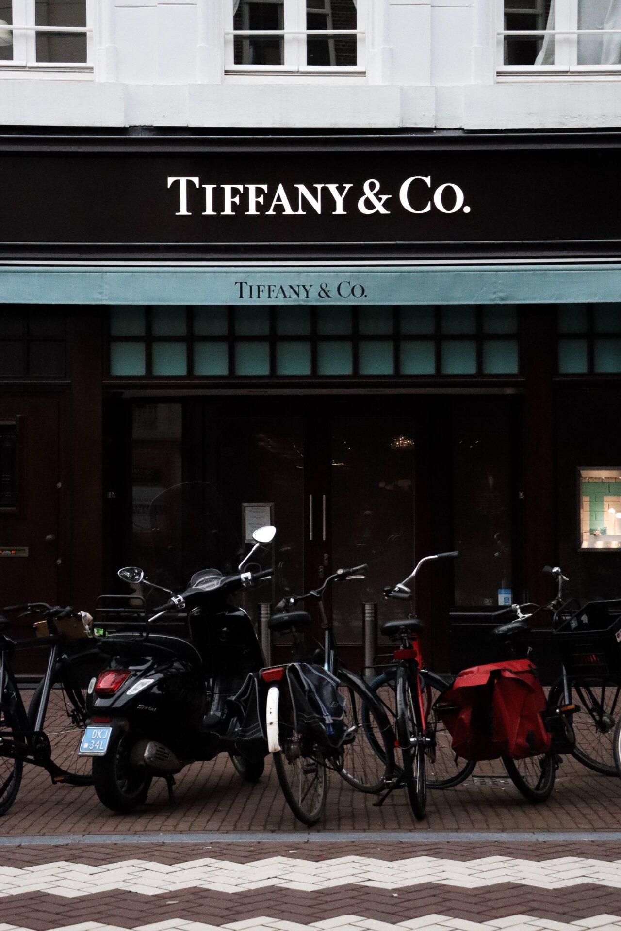 Tiffany and Co's secret salon
