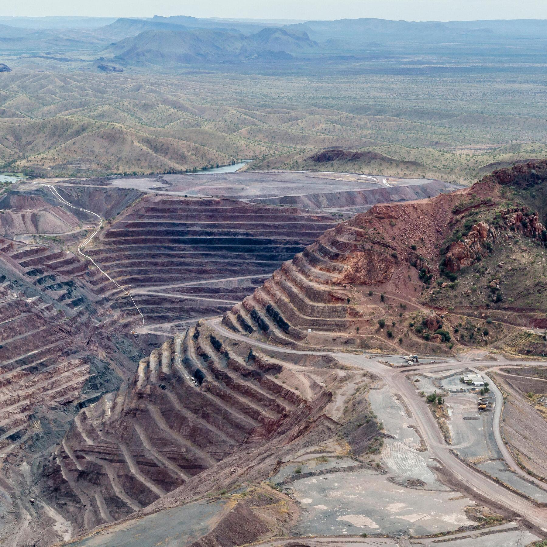 Argyle diamond mine rio tinto
