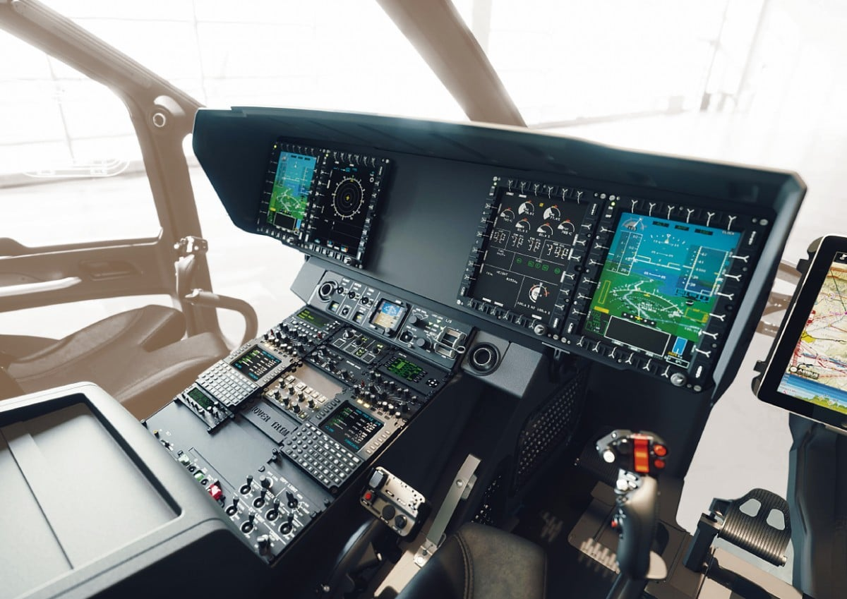 airbus helicopter controls