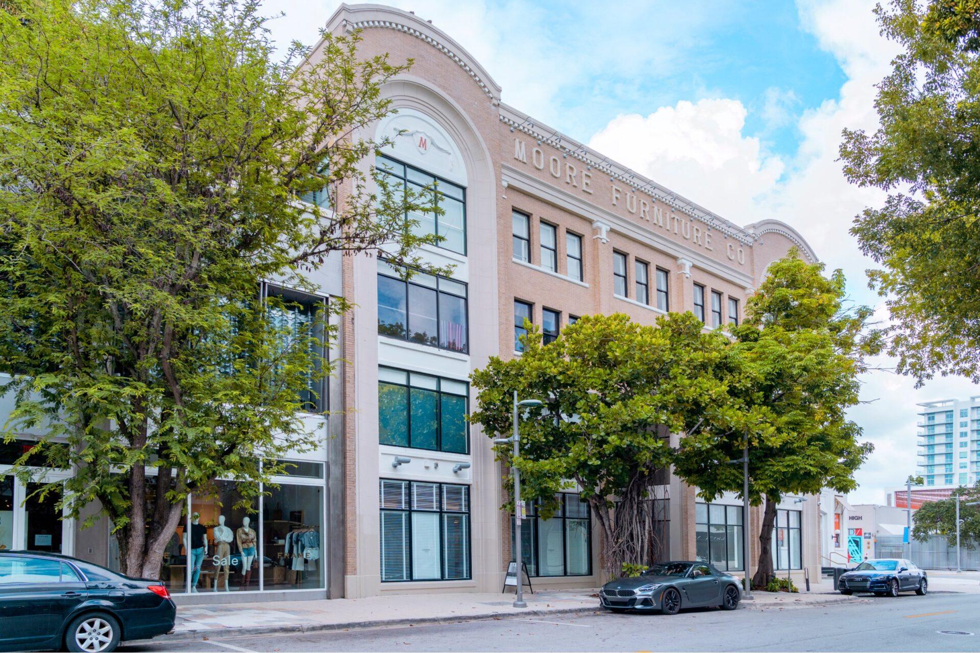 Design Miami 2020 facility
