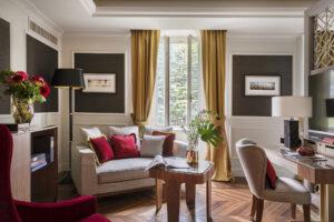 Junior Suite - Vista Palazzo Lago di Como