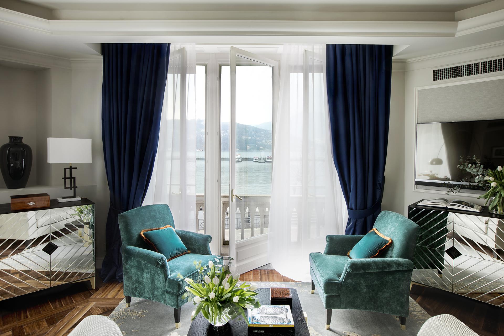 Vista Palazzo Lago di Como