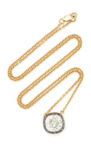 Stephen Russell Gold Pendant gift guide 2020