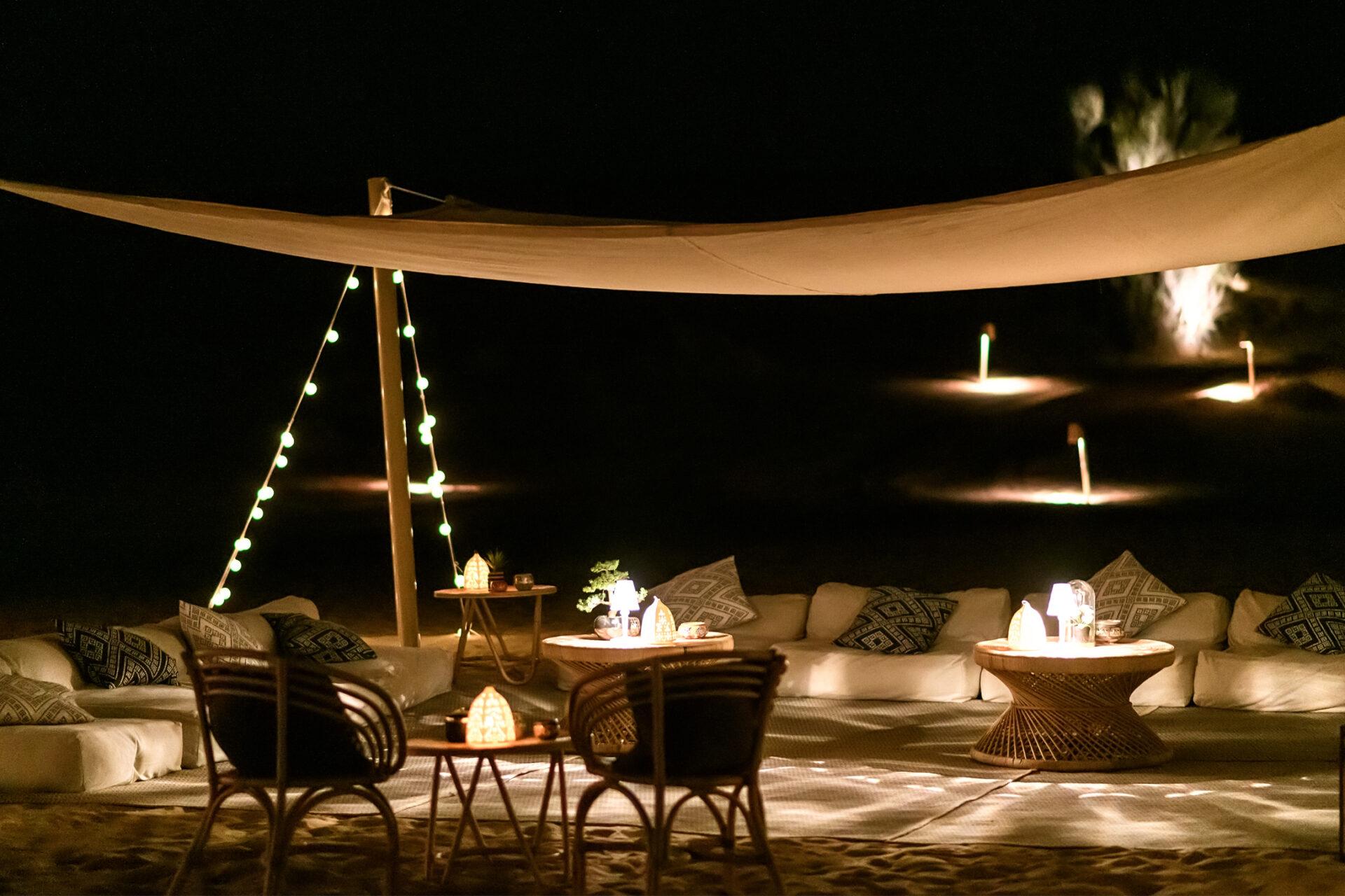 Nara Desert Escape - Dreamy Decadence in the Dubai Desert