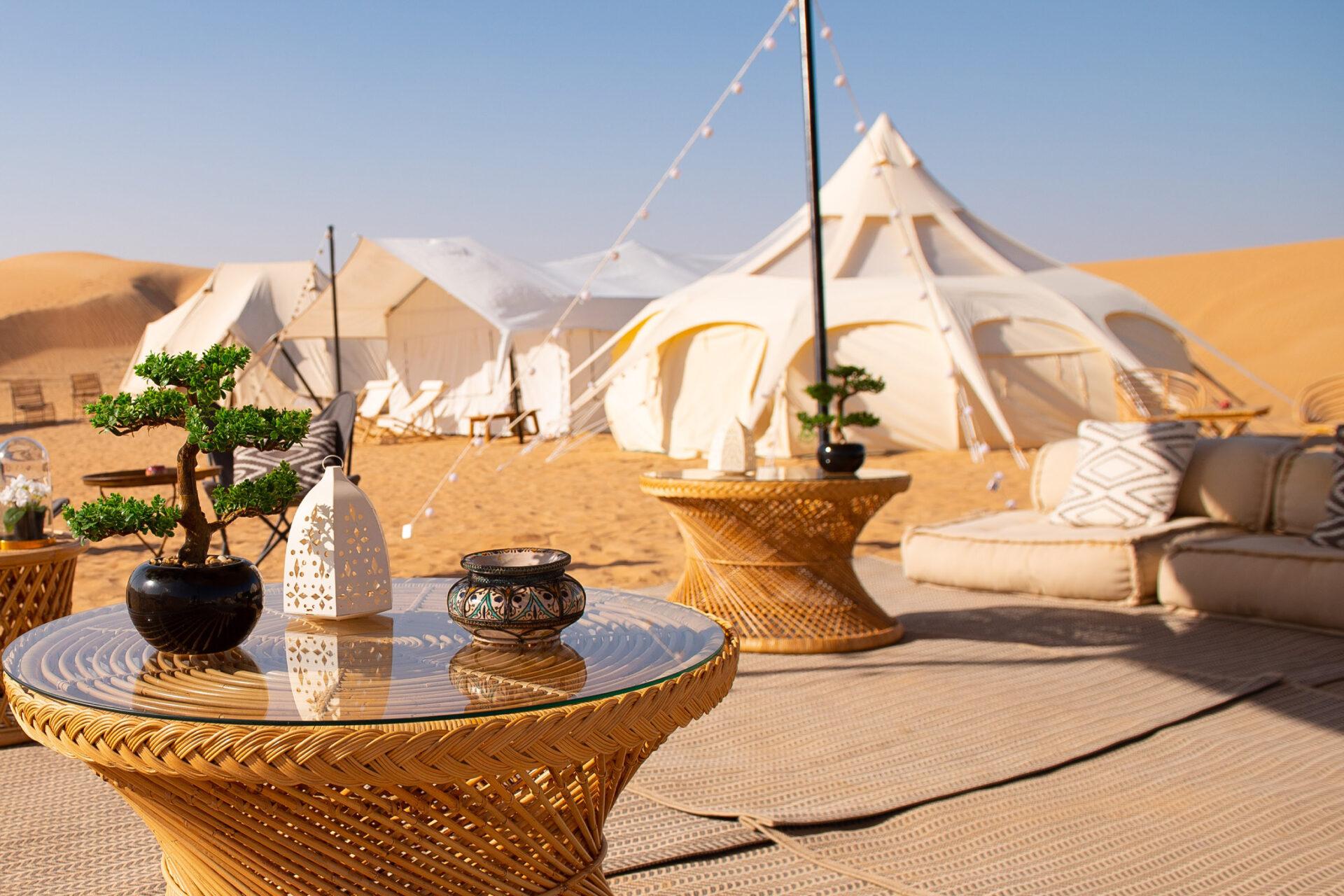 Nara Desert Escape – Dreamy Decadence in the Dubai Desert