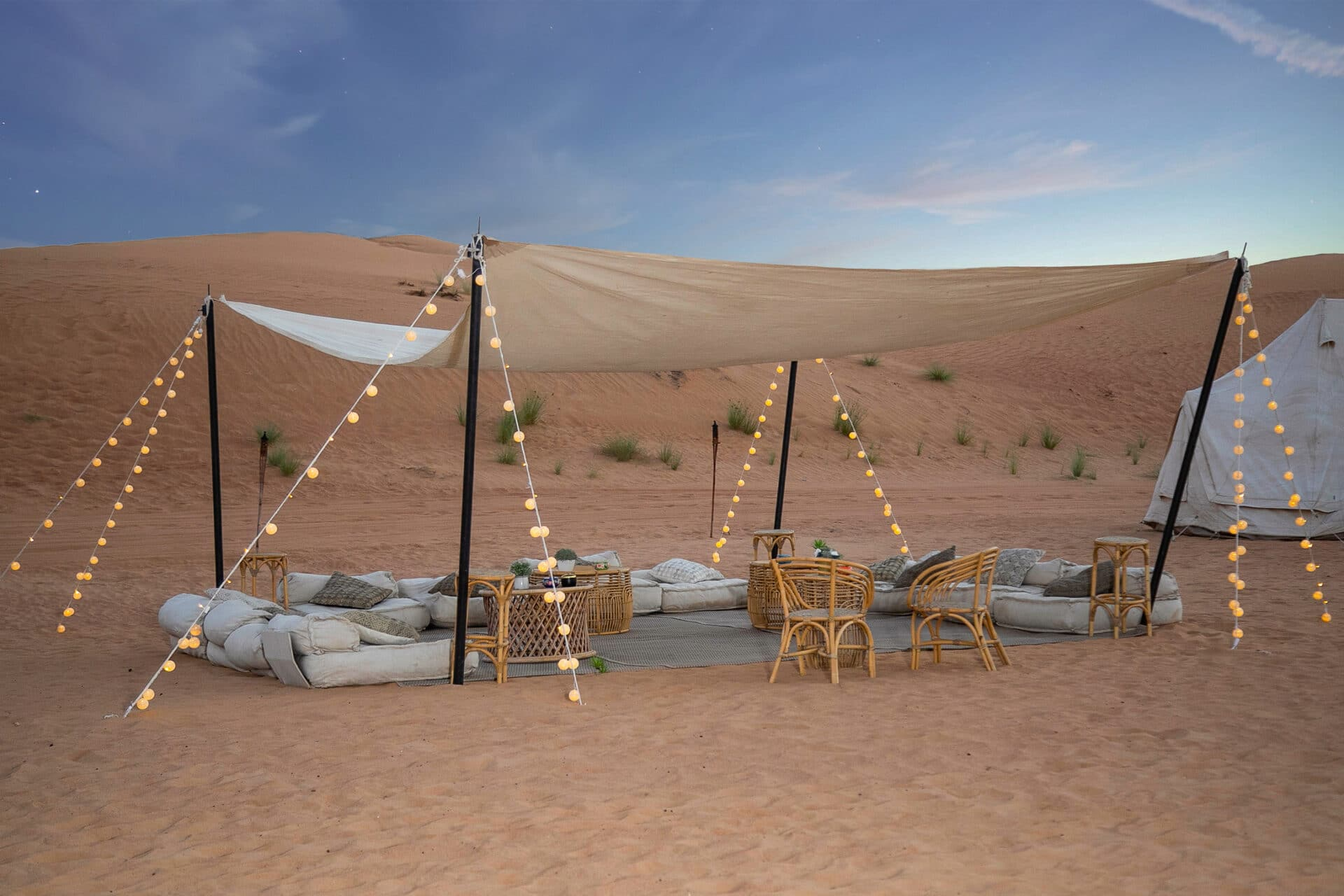 Nara Desert Escape - Dubai Desert