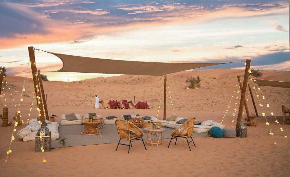 new nara – Nara Desert Escape - Dreamy Decadence in the Dubai Desert