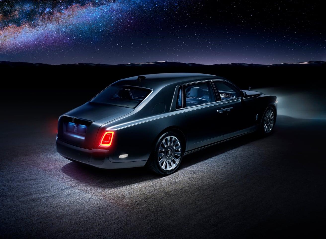 Rolls Royce Phantom Tempus